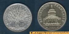 FDC - 100 Francs Panthéon 1984 FDC 13836 Exemplaires Provenant du Coffret FDC