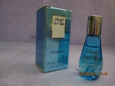 DAVIDOFF COOL WATER WOMAN 0.17 FL oz / 5 ML EDT Mini
