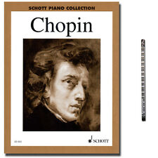 Chopin Ausgewählte Klavierwerke, Piano-Bleistift, Schott Verlag - 9790001031448