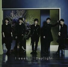 I Seek / Daylight: Deluxe Edition Version A - Arashi (2016, CD NEUF)2 DISC SET