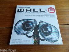 Thomas Newman - Wall E 38 Trk 2008 Disney Pixar Soundtrack CD NEW! Peter Gabriel