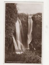 Dyserth Falls North Wales 1948 RP Postcard 488a