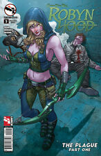 Grimm Fairy Tales Presents Robyn Hood V2 #9 - Cover B - NM+ or better
