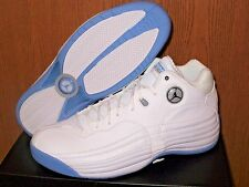 "Jordan Jumpman Team 1 Retro ""UNC/ University Blue"" Men's sz13 AUTHENTIC!"
