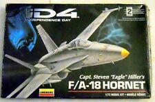 "Lindberg 77313: Capt. S. ""Eagle"" Hillers F/A-18 Hornet aus Independance Day, NEU"