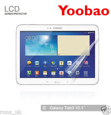 GENUINE Yoobao Quality Screen Protector  for Samsung Galaxy Tab3 10.1__Matte