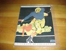 1932 St Mary's v University of California Golden Bears Football Program