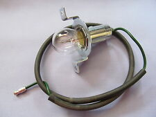 NORTON TRIUMPH GENUINE LUCAS FLASHER INDICATOR BULB HOLDER BULB & WIRING FL4