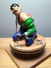 Aurora Hunchback Of Norte Dame vintage monster model 1963