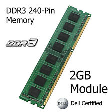 2GB Memory Upgrade Dell Optiplex 780 Desktop DDR3 PC3-10600 1333MHz Computer RAM