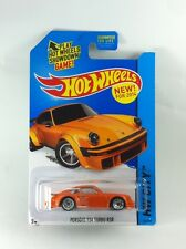Hot Wheels US Carded 2014 HW City Porsche 934 Turbo RSR #74 Orange