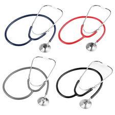 Pro Single Head EMT Stethoscope for Doctor Nurse Vet Medical Student Blood EH