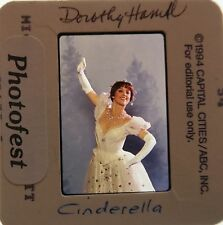 DOROTHY HAMILL 1976 Olympic World champion Ice Capades ORIGINAL SLIDE 4