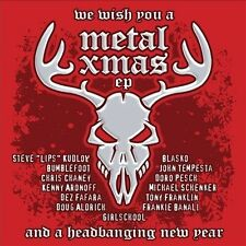 We Wish You a Metal Xmas and a Headbanging New Year by Various Artists (Vinyl, N