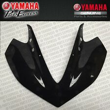 NEW 2015 YAMAHA YZF R3 YZFR3 FRONT UPPER COWLING FAIRING BLACK 1WD-XF83F-10-P0