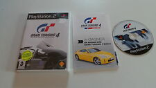 JEU SONY PS 2 GRAN TURISMO 4  PS2 Playstation 2 GA519