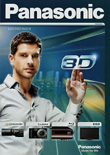 Katalog Panasonic Audio Video Magazin 2010 2011 Fernseher Blu Ray Soundbar DVD