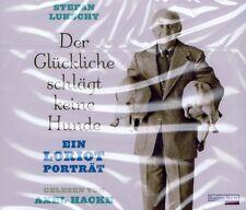 HÖRBUCH-CD-BOX NEU/OVP - Der Glückliche schlägt keine Hunde - Von Stefan Lukschy