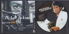 Michael Jackson Unique Cover The Best Of Music 2002 Mega Rare China CD FCS6797