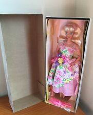Special Edition Spring Petals Barbie Doll New In Box, Colourful, Flowers, Pretty