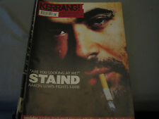 Kerrang! 878 (Nov 10 2001) Staind, Rob Zombie, Will Haven, Mortiis