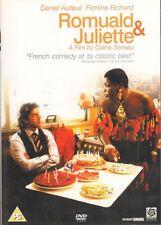 (DVD)Romuald & Juliette-Optimum-OPTD1040-UK-1988-VG
