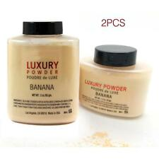 Banana Powder Naked Makeup Base Face Loose Powder Foundation 1.5oz + 3oz Set BF