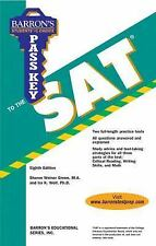 Pass Key to the SAT (Barron's Pass Key to the SAT) Weiner Green M.A., Sharon, W