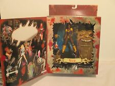 "MEZCO Scary Tales Box Set  Alice Varient 5+"" Action Figure Hard to Find"