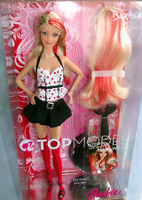BARBIE TOP MODEL RED HAIR WEAR NRFB - NUOVA - model muse doll Collection Mattel