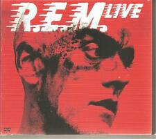 """R.E.M. """"live"""" 2cd + DVD Digi"""