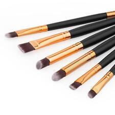 6Pcs Makeup Brush Set Powder Foundation Eyeshadow Eyeliner Lip Cosmetic Brush UK