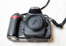 Nikon D D200 10.2 MP Digital SLR Camera - Black (Body Only)
