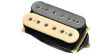 DIMARZIO DP100 Super Distortion Humbucker Guitar Pickup BLACK/CREME REG SPACING