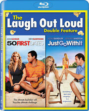 50 First Dates / Just Go With It - 2 DISC SET (2016, REGION A Blu-ray New)