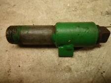 1964 John Deere 110 Round Fender Oil Drain Tube and Plug
