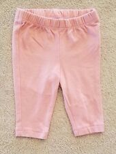 ADORABLE! OLD NAVY 0-3 MONTH PINK PANTS/LEGGINGS