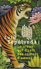 """Livres de Poche """"  Le Vieux qui lisait des romans d'amour  ( No  358 )"""
