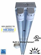 Auto On/Off 44W LED Garage Shop Light Fixture 5480 Lumens ENERGY SAVING *BRIGHT*