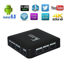 KM5 TV Box Amlogic S912 Octa Core Media Player Android 6.0 Set Top Box 2.4G Wifi