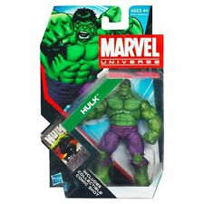 Marvel Universe ~ GREEN HULK Poseable Action Figure - HASBRO