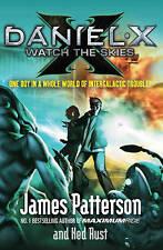 PATTERSON,J-DANIEL X: WATCH THE SKIES (KIDS)  BOOK NEW