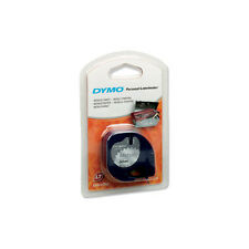 Dymo LetraTag Tape 12mm Metallic Silver S0721730
