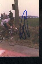 Gilbert DUCLOS-LASSALLE PEUGEOT autographe cyclisme cycling photo signée vélo