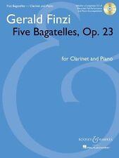 Gerald Finzi - Five Bagatelles, Op. 23 (2012, Paperback / Mixed Media)