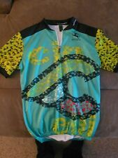 cinelli cycling jersey retro xl
