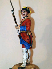 Infante del Regimiento Irlanda - 1743 - 54 mm - Ireland Regiment- Hand Painted