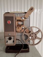 Kodak A30 Cine Showtime 8mm Movie Silent Film Projector with Case and Zoom Lens!