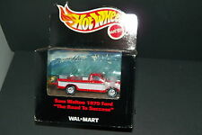 HOT WHEELS ~ Black Box ~ 1979 FORD PICK UP ~ WAL MART ~ 1999  ~ # 23330