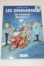 LES GENDARMES N°9 UN HOMME DONNEUR ! DENFEVRE SULPICE CAZENOVE 2006 BD